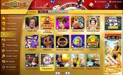 Situs Judi Slot Game Online