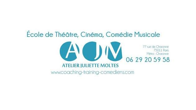 Ecole Atelier Juliette Moltes: Théâtre, Cinéma, Comédie Musicale Paris - Bio - Google+