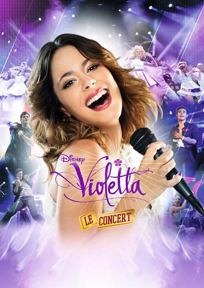 Viens chanter et danser avec Violetta et ses amis le 23 août ! Découvre l'ambiance des coulisses et beaucoup d'autres surprises !