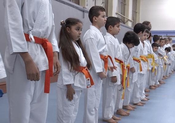 Karaté : Les jeunes du Bushikaï ont repris les entraînements !