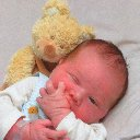 Casting Bébifrimousse Novembre 2014, Nolann, bébé de 2 mois, la frimousse de Elodie, sa maman. - Etreenceinte.com