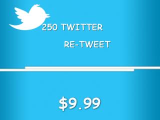 Twitter Re-tweet