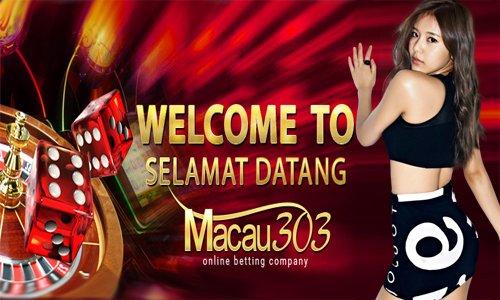 Situs Taruhan Bola Online Macau303 Bonus Freebet Gratis