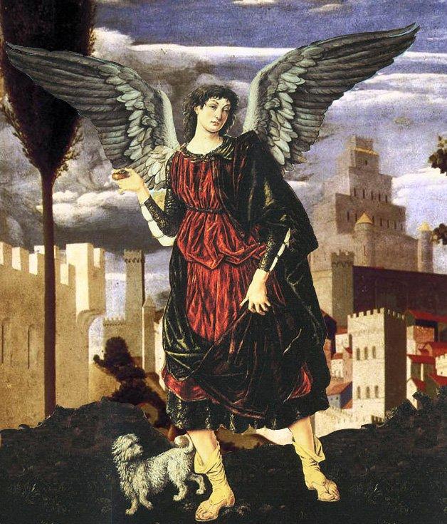 Prières à Saint Raphael