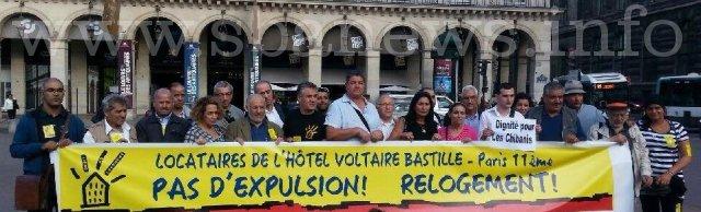 L'association ( ADRA ) Algériens des deux rives et leurs Amis Urgent : Nos Chibanis Algériens menacés d'expulsion.