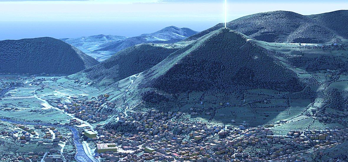 Pyramides de Bosnie, Site Officiel en français