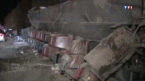 Le plus grave accident d'autocar du Maroc
