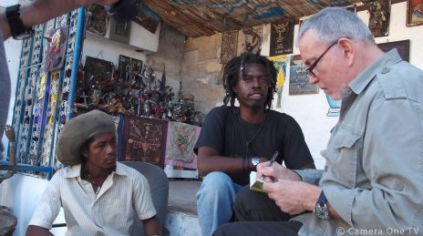 """bernard lavilliers """"Lavilliers, dans le souffle d'Haïti"""" le  Dimanche 12 Janvier 23h30  sur tvo"""