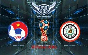 Prediksi Vietnam vs Irak 8 Oktober 2015