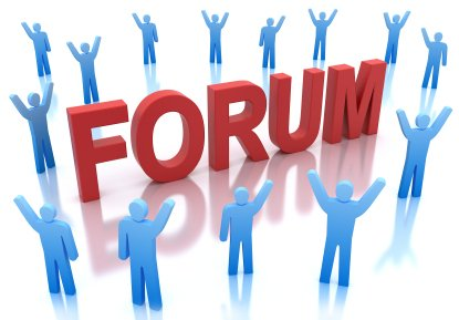 Lien pour le forum !