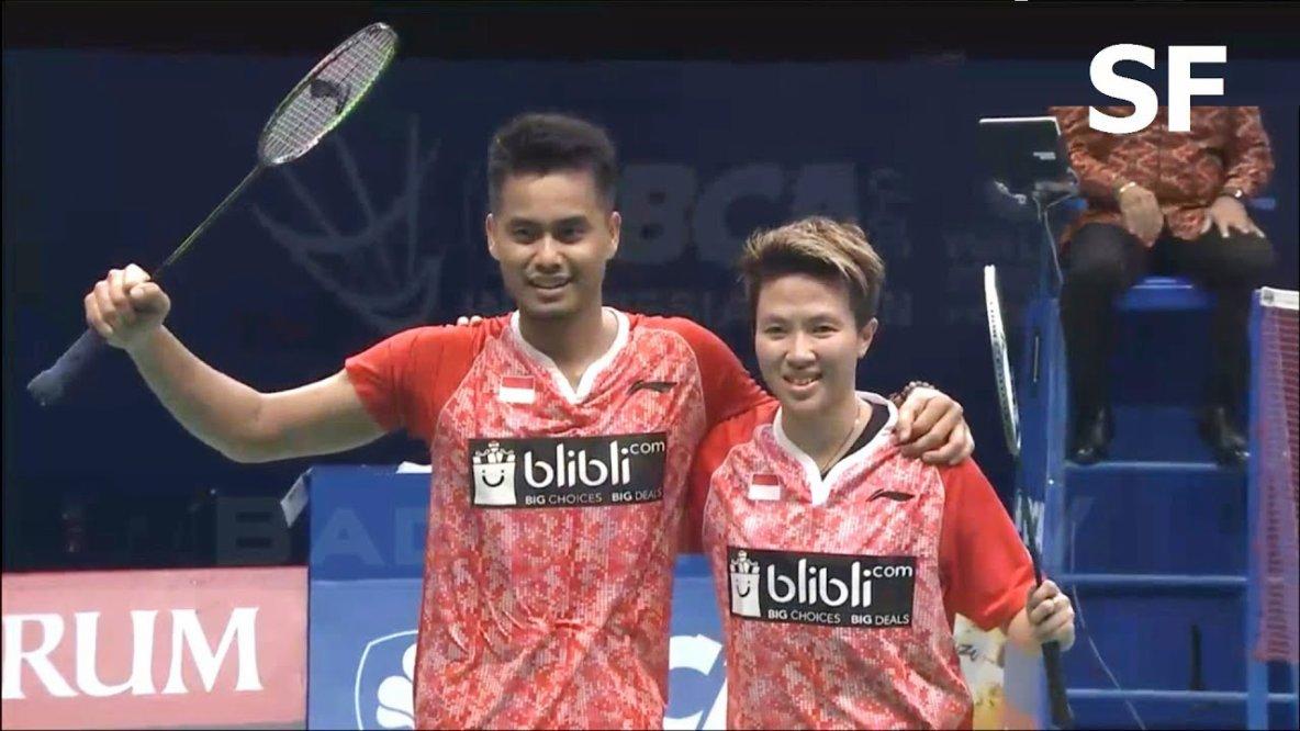 Timnas Indonesia Maju Ke Super Series China Terbuka Premier 2017