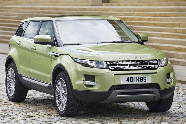 Car: самый маленький Range Rover