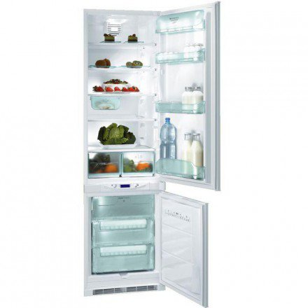 Для всех и обо всем: Встраиваемые холодильники Hotpoint-Ariston