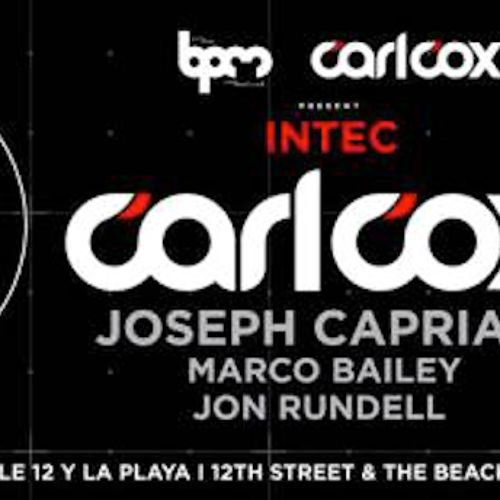 Carl Cox Live at Blue Parrot for The BPM Festival 2015 1/11/15