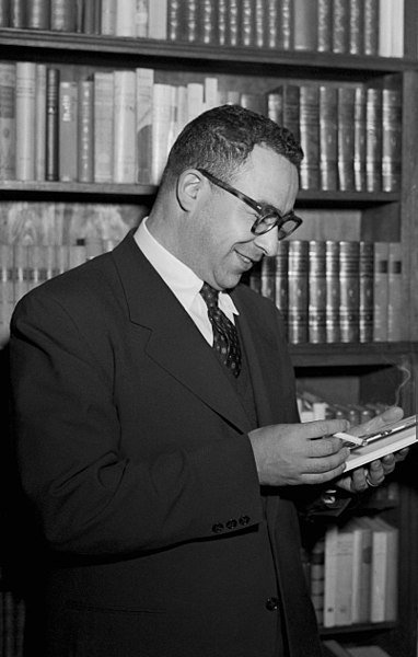 Les archives de l'humoriste et dramaturge Art Buchwald bientôt disponibles