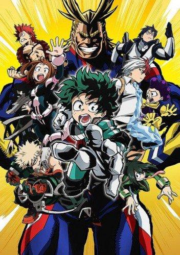 Boku no Hero Academia 01 Vostfr | La Référence