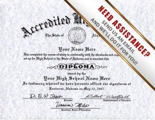 Great Reasons Of Buying A Novelty Diploma!