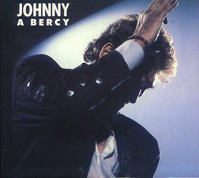 album Johnny Hallyday bercy_1988 (live)