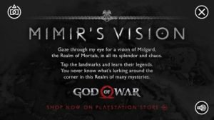 Application God of War Mimir's Vision: Disponible Gratuitement sur iOS et Android