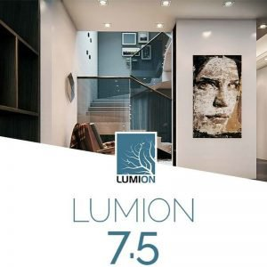 Lumion 7.5 Pro Crack Setup with License Key Full Download