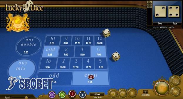 Bandar Judi Casino Lucky Dice Online Terpercaya
