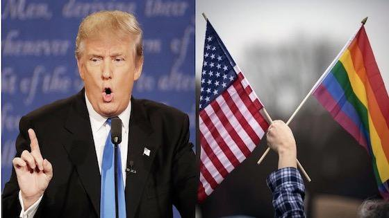 Donald Trump veut rendre possible le licenciement des personnes transgenres, au motif qu'elles sont... transgenres !