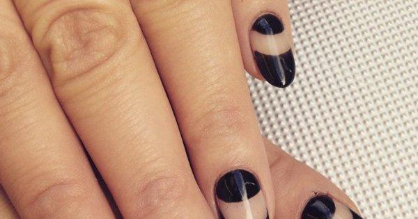 Negative Space: la tendance manucure qui laisse nos ongles (presque) à nu
