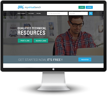 IT Recruiting and Technical Jobs Search Portal - MyVirtualBench