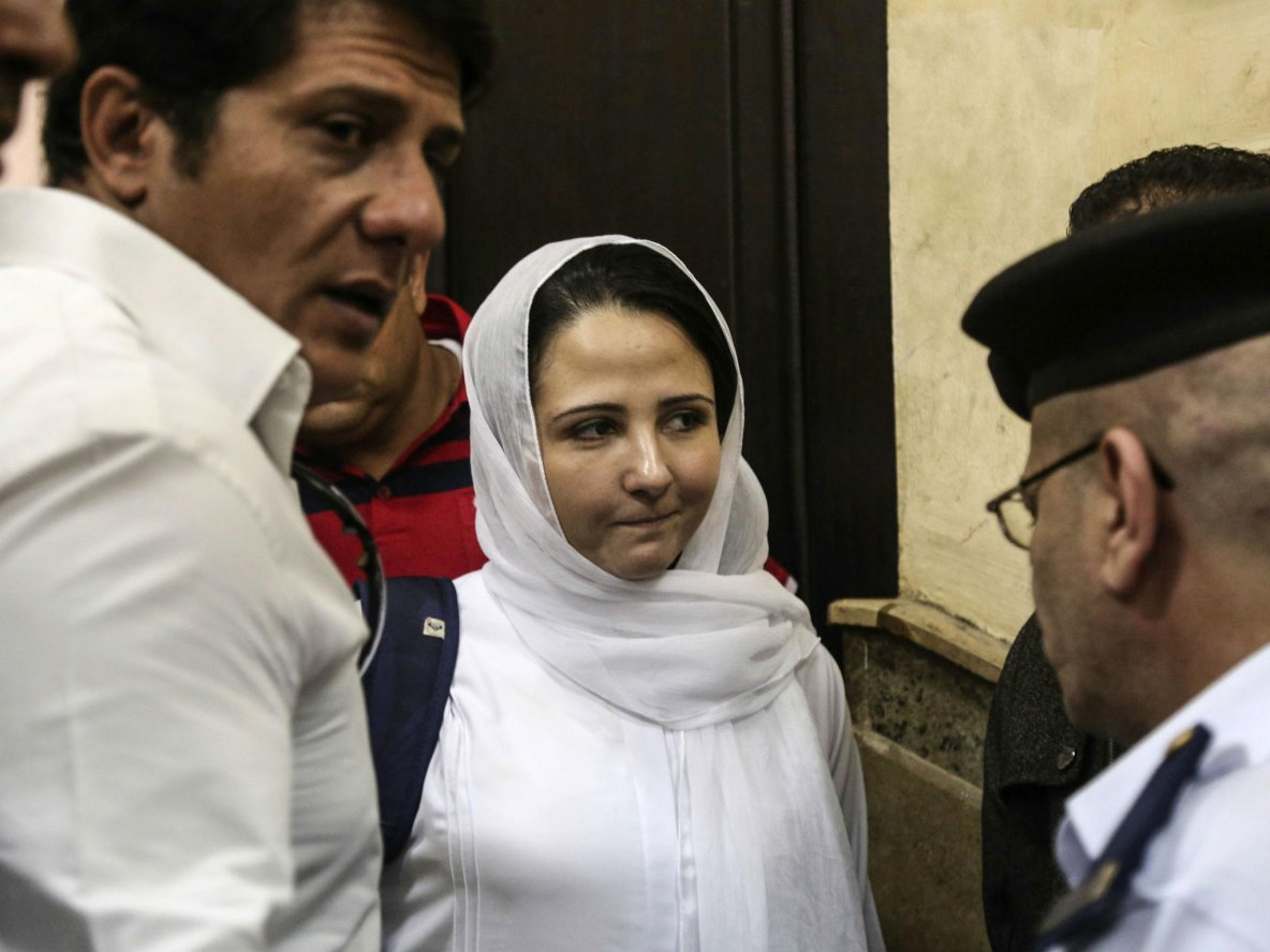 Egypt - Cairo street children aid worker acquitted of kidnap and trafficking after years in detention | The Independent
