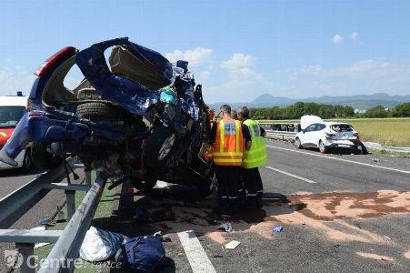 Accident mortel sur l'A89 : un an de prison avec sursis pour le chauffeur du car