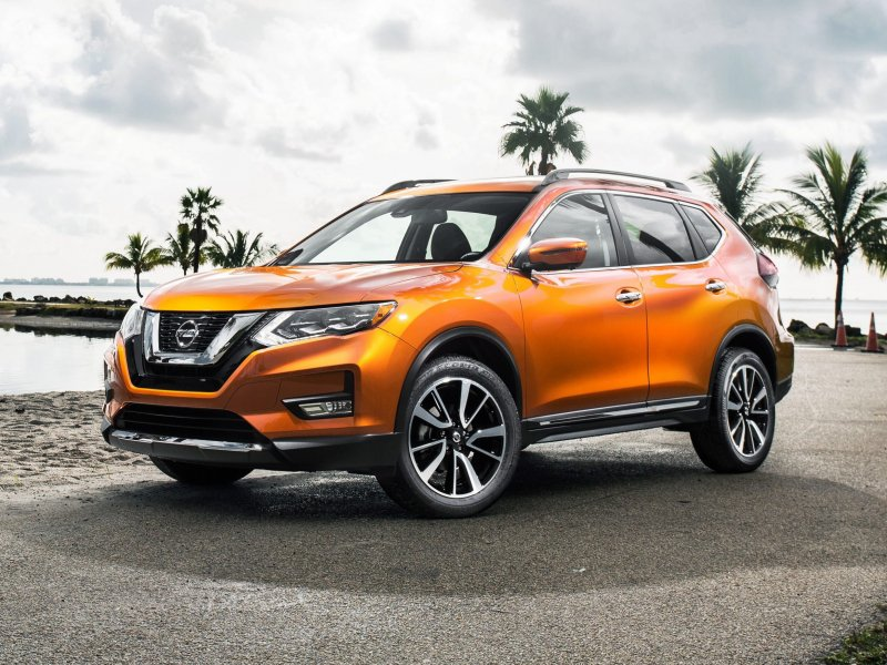 Nissan Rogue is the king of nonpickup sales in America