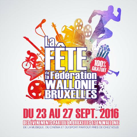 Bonne Fête de la Fédération Wallonie-Bruxelles