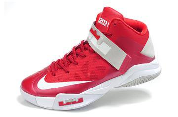 Nike Zoom Soldier VI 6 Gym Red White cheap sale
