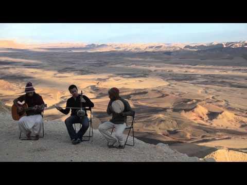 ANNA RF & Imamyar Hasanov performing the Azerbaijani Folk Song ''Lachin'' - LIVE Israel 2012