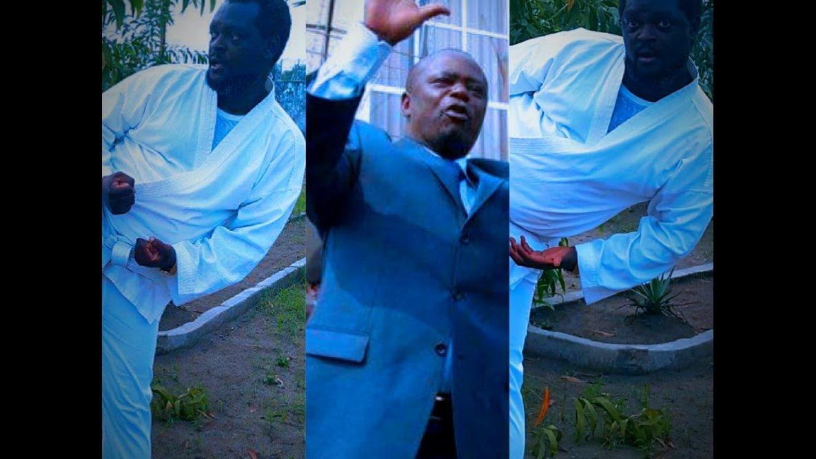 """Regardez """"JACKY NDALA vs ANDRE KIMBUTA,ba ko kunda Etienne Tshisekedi na parking te,,na boya ba poste na bango"""" sur YouTube"""