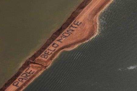 Brésil: le chantier du barrage de Belo Monte occupé par les Indiens, la presse expulsée - Module mère comment va la Belle Bleue ?