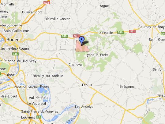 Eure : Huit blessés, dont six enfants, dans un accident de car scolaire cet après-midi