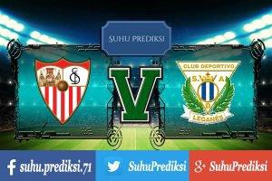 Prediksi Bola Sevilla Vs Leganes 8 Februari 2018