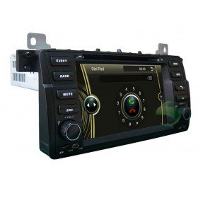 Auto DVD Player GPS Navigationssystem für BMW M3(1998 1999 2000 2001 2002 2003 2004 2005 2006)