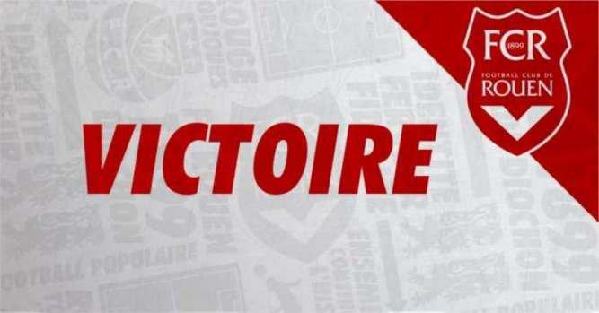 Dieppe - FC Rouen : 0-2 Les Diables Rouges ramènent la victoire de Dieppe !