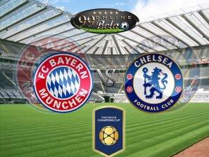 Prediksi Bayern Munchen Vs Chelsea 25 Juli 2017