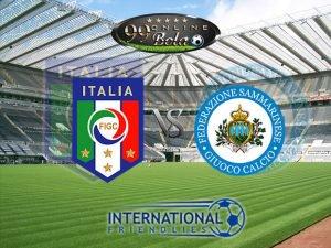 Prediksi Italy Vs San Marino 1 June 2017