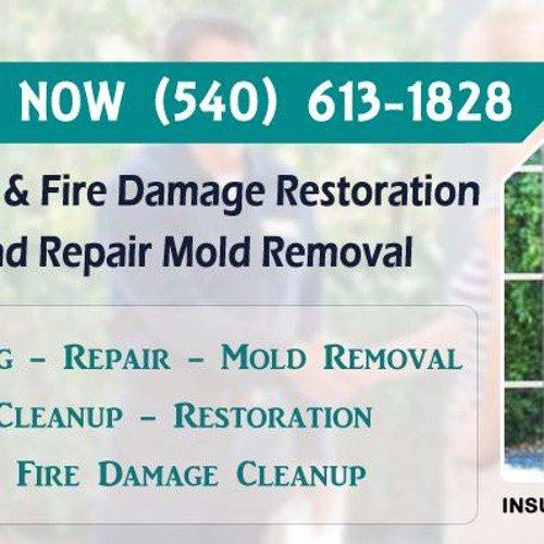 Water Damage Restoration Roanoke VA. Call (540) 613 1828