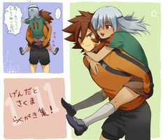 Primavera More's Sakuma & Genda images from the web