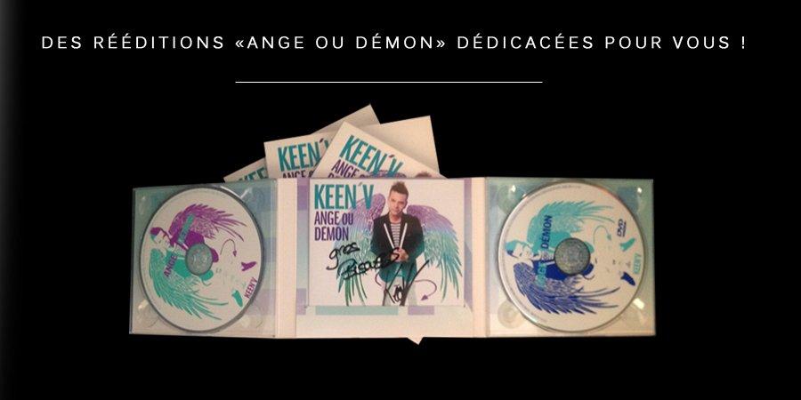 KeenV - Reedition Dédicacés