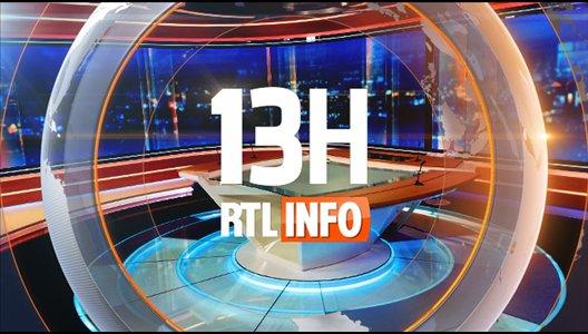 RTL INFO 13H (28 août 2016)