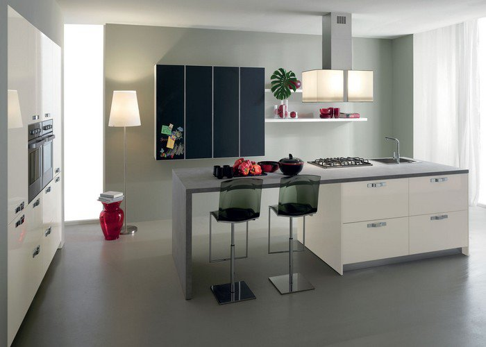Standing Kitchen Units: Solutions for Our Large House