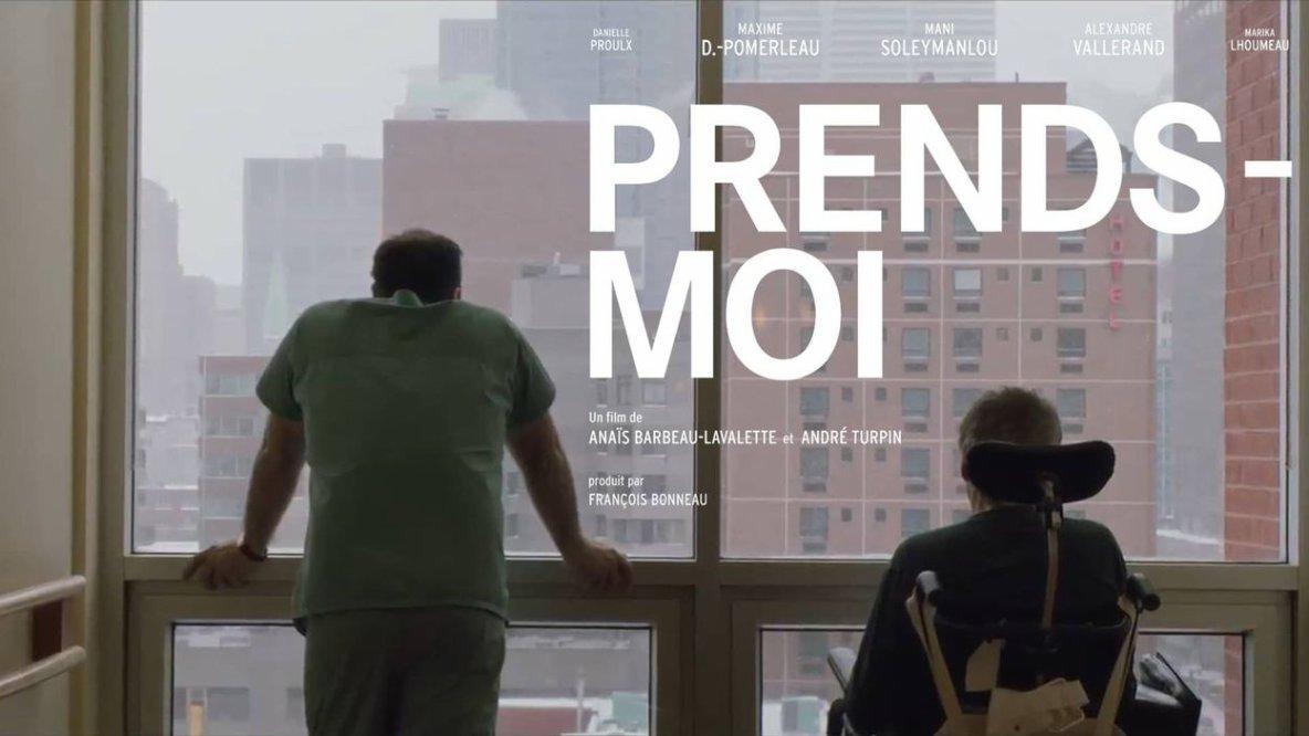"""""""Prends-Moi"""" : l'amour au temps du handicap"""