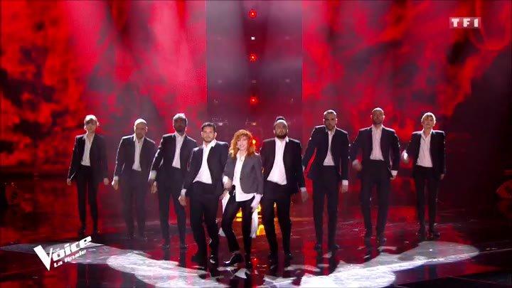 Watch Mylène Farmer chante Rolling Stone dans The Voice