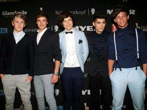 Les One Direction se séparent après le 1er rapport sexuel de leur leader